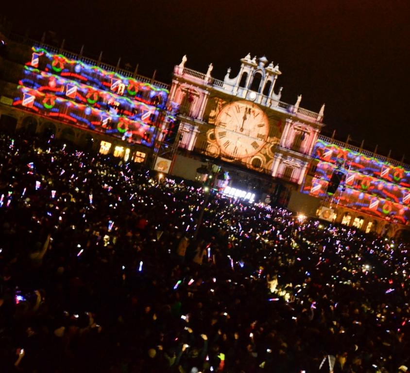 Nochevieja Salamanca